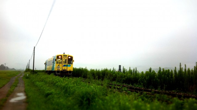 平成筑豊鉄道田川線