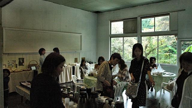 みやこスタイル 1Day 森カフェ
